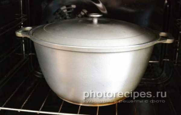 Плов в духовке с курицей в духовке рецепт с фото пошагово ...