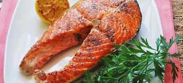 Рецепт запеченной горбуши в духовке с фото пошагово ...