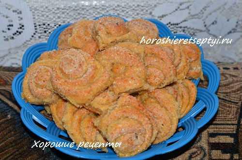Творожный печенье рецепт с фото