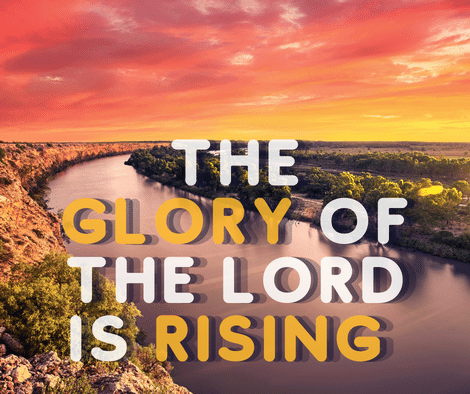 Walk In The Glory Of The Lord (The Presence Of Our Monarch)
