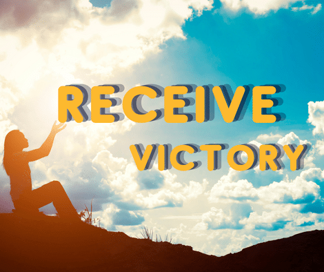 YOU ARE EMPOWERED FOR VICTORY ( Overcome the world)
