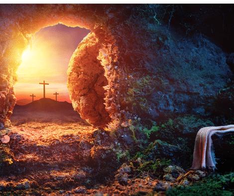 20 Resurrection Day Bible Verses To Celebrate: He Has Risen, He Is Risen!