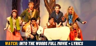 Lyrics for Into the woods