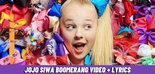 Lyrics Of Boomerang