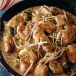 German Chicken Ragout Stew