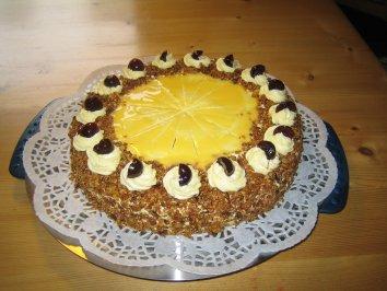 german butter cream cake
