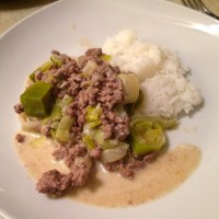 Russian Beef Stew - The Best Ground Meat Dish