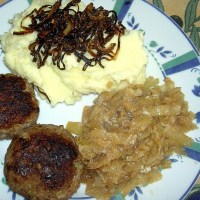 Bavarian Cabbage Side Dish - A Bavarian Specialty