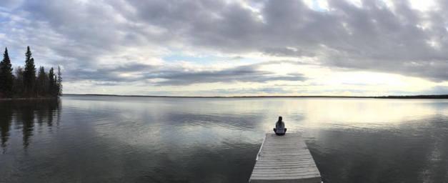 Spruces, Clear Lake Manitoba Canada