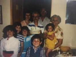 Grand-Pepere's 87th Birthday