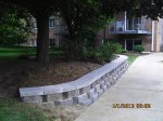 Big C Lawn and Landscaping - Diamond Block Retaining Wall, 2015 - 99