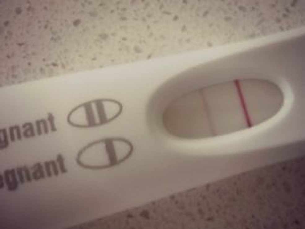 A Little Bit Pregnant
