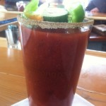 Perfect bloody Mary recipe