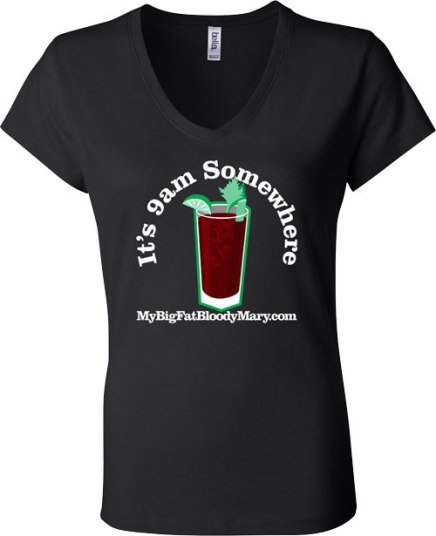 Bloody Mary T Shirts