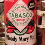 Tabasco Bloody Mary Mix Review