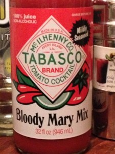 Tabasco Bloody Mary
