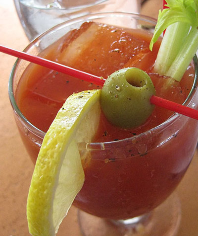 Red Snapper Bloody Mary Recipe
