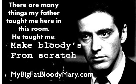 Bloody Mary Q & A