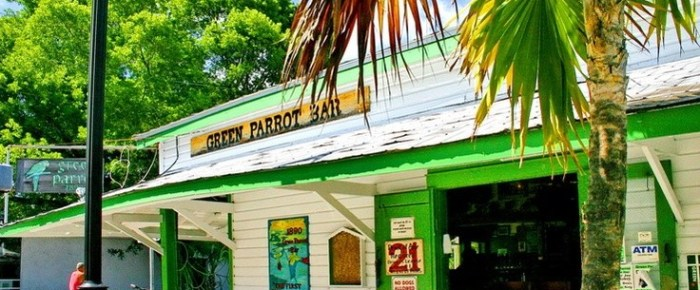 Green Parrot Key West Bloody Mary Recipe
