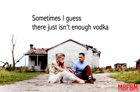 forrest Gump Vodka