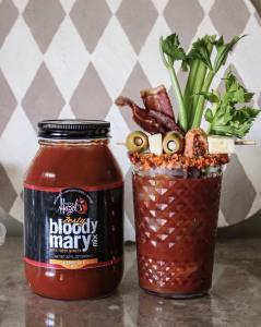 Amazing Hazel's Zesty Bloody Mary Mix with Ginger