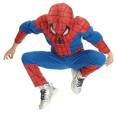 costume carnevale spiderman