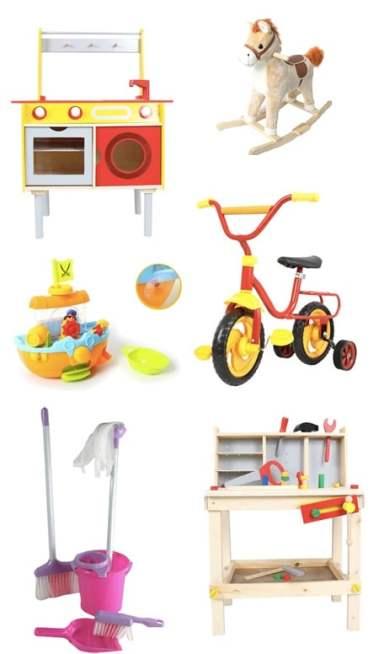 giocattoli legno bambini
