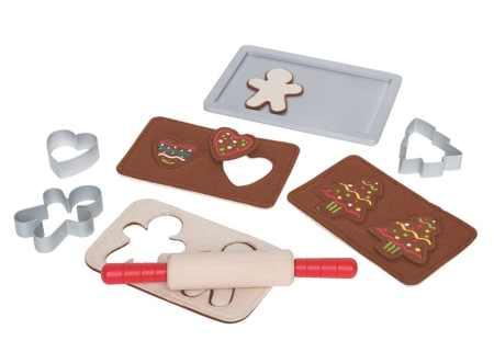 biscotti in legno per bambini