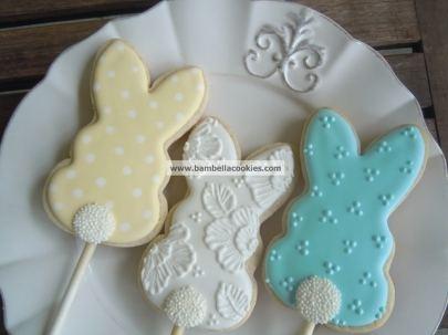 pasqua biscotti coniglietto
