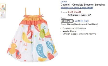 pretty nice 4b3c7 31b12 Amazon abbigliamento bambini: la mia recensione