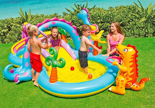 368d0ce241cf Le 10 più belle e divertenti piscine gonfiabili per bambini