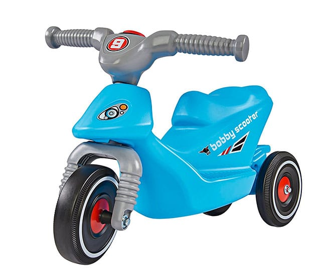 bobby scooter