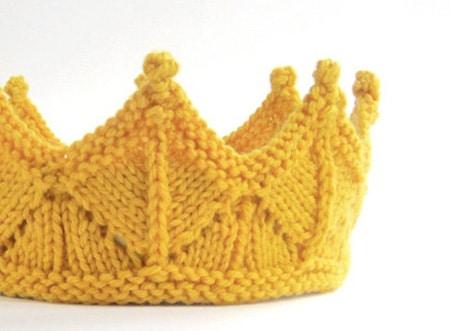 corona per bambini compleanno