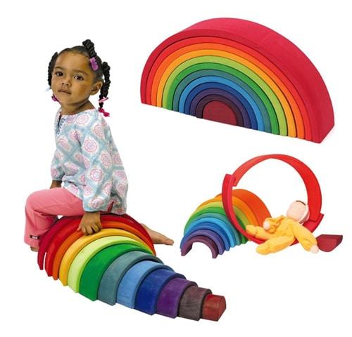 grimm arcobaleno legno