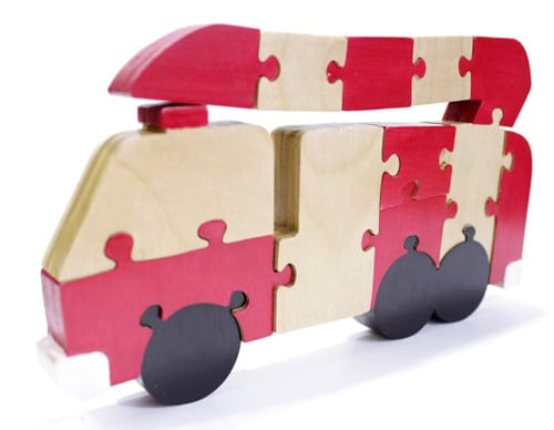 puzzle pompieri