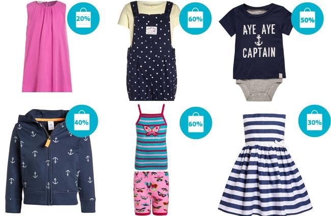 prezzo ragionevole scegli genuino così economico Saldi abbigliamento bambini: i migliori shop online per bambini