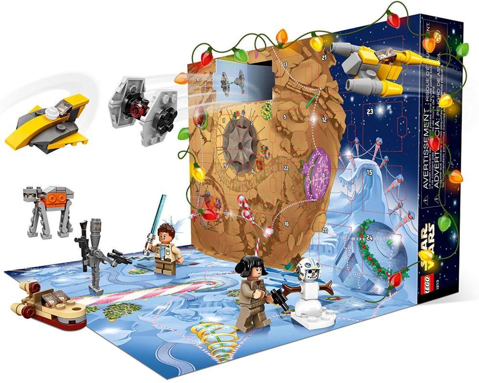 calendario avvento star wars