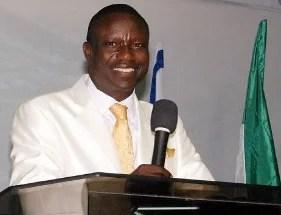 Francis Wale Oke