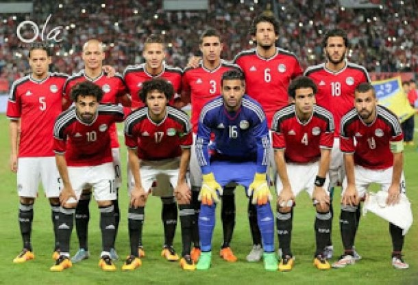 Egypt National team players also go by name Pharaohs 🇪🇬