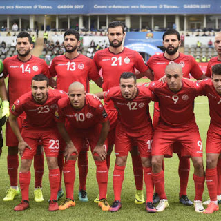 Tunisia national team has been nicknamed The Eagles of Carthage 🇹🇳