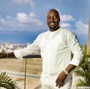 Obi Iyiegbu smiling