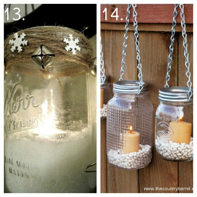 Christmas Diy Holiday Project Bell Jars Home Decor Interior Design