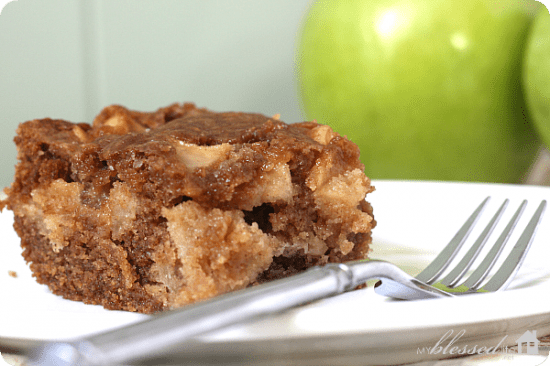 Easy Apple Cake Recipes Fresh Apples Cake Mix