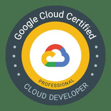 Google Cloud Platform Professional Developer Certification