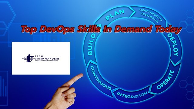 Top DevOps Skills in Demand Today