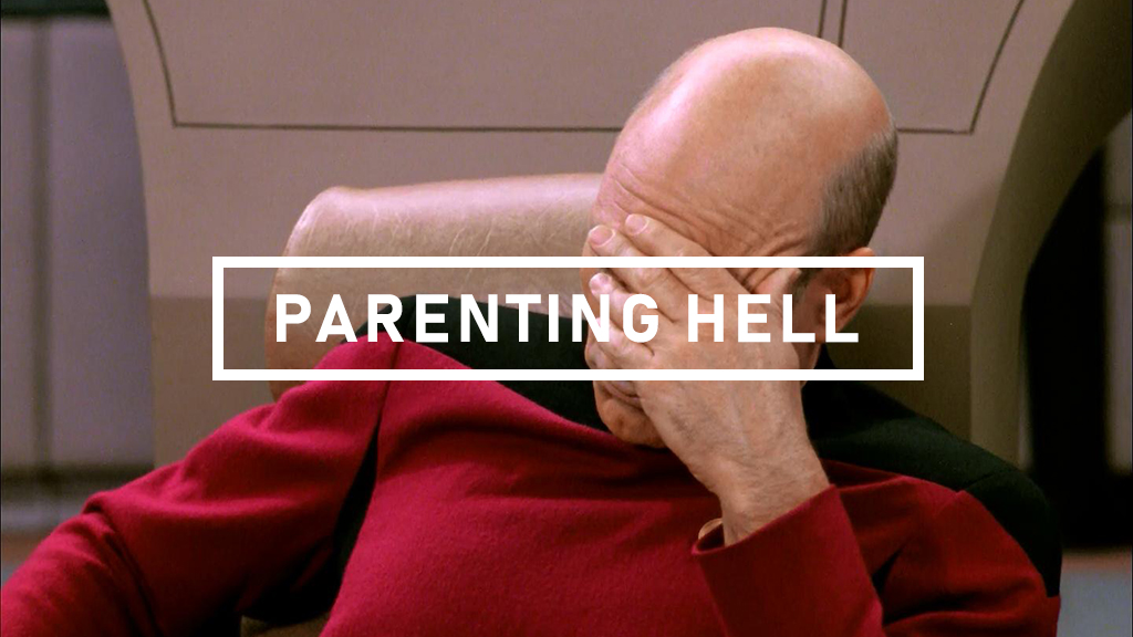 Parenting Hell: Entitlement Syndrome