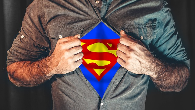 Become new superman