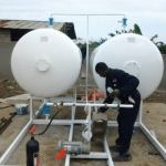 Cooking gas businesses