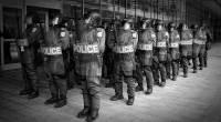 Surete Du Quebec riot police