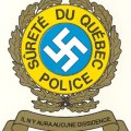 Surete Du Quebec logo (Fascists)